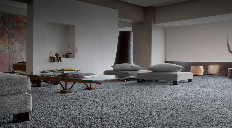 alfombra residencial