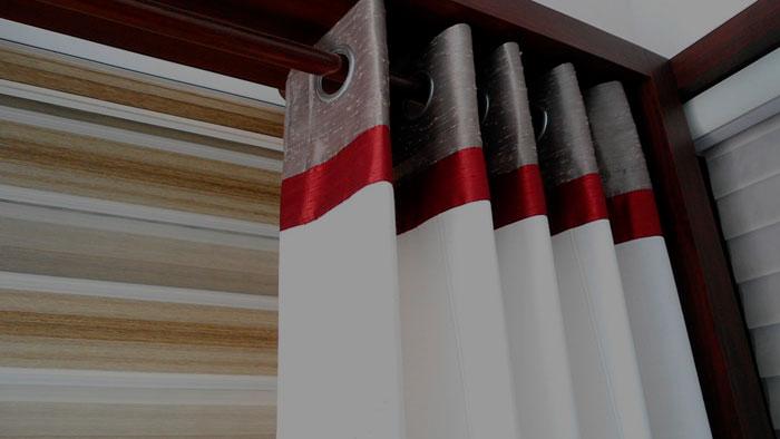 Cortinas y alfombras Decodetalles