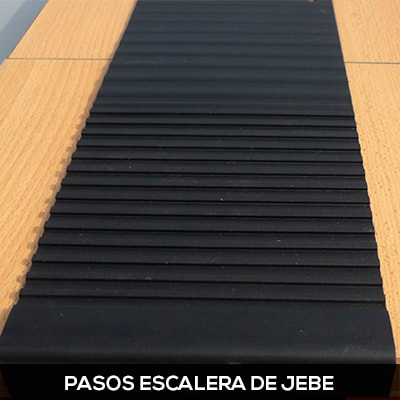 pasos escalera