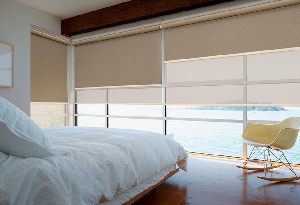 cortinas roller clásico